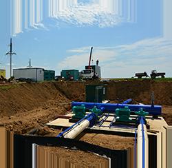 Строительство насосных станций