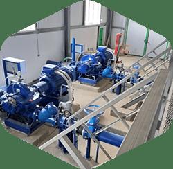 Строительство водозаборных комплексов